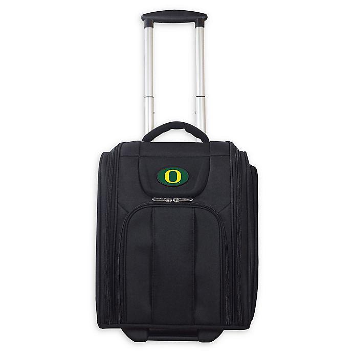 Alternate image 1 for University of Oregon 16-Inch Business Tote Laptop Bag