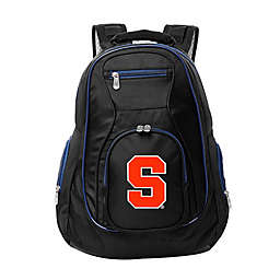 Syracuse University Laptop Backpack in Black