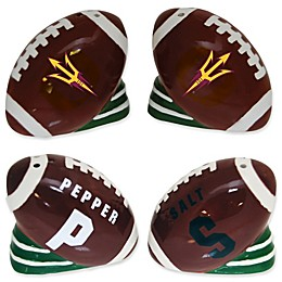 Arizona State University Football Jersey Salt & Pepper Shakers Set