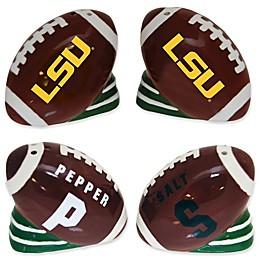 Louisiana State University Football Jersey Salt & Pepper Shakers Set