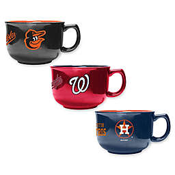 MLB 32 oz. Ceramic Soup Mug