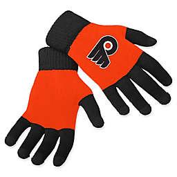 NHL Philadelphia Flyers Knit Gloves
