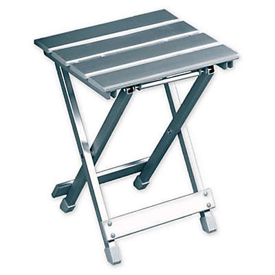 TravelChair® Company  Side Canyon Table in Silver