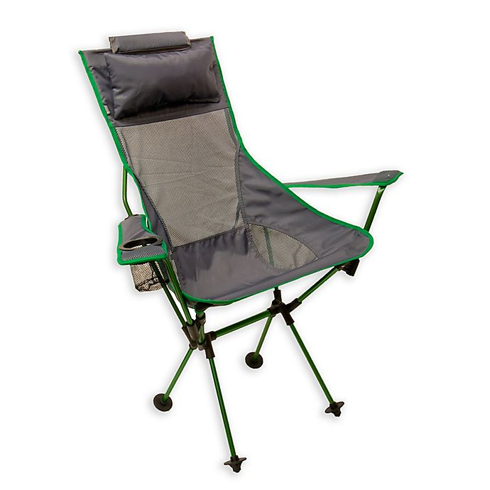 Alternate image 1 for TravelChair® Company Koala Highback Lawn Chair in Green