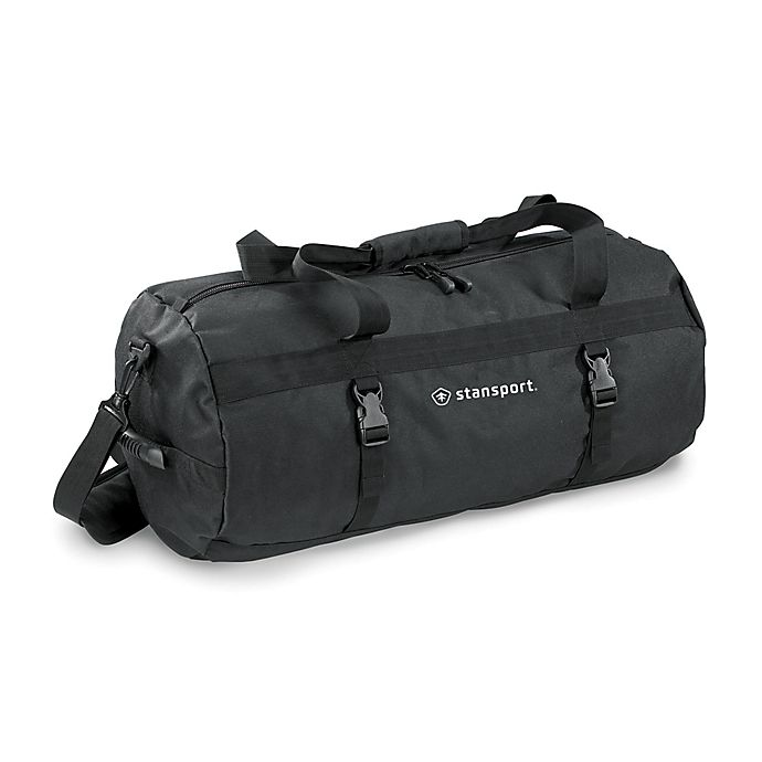 Alternate image 1 for Stansport® Traveler II 36-Inch Duffle Bag in Black