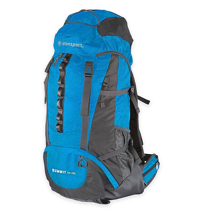 Alternate image 1 for Stansport® Internal Frame Expandable Backpack