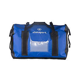 Stansport® Waterproof Duffle Bag in Blue
