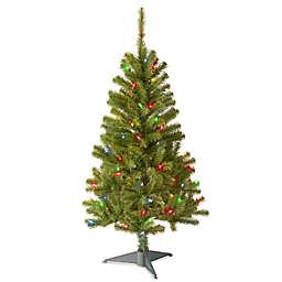 4 ft prelit christmas tree | Bed Bath & Beyond