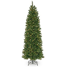 National Tree Company 6.5-Foot Pre-Lit Pennington Fir Christmas Tree