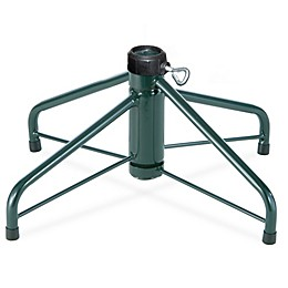 National Tree Folding Metal Tree Stand in Green