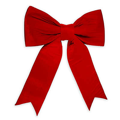 64-Inch Giant Commercial Bow in Red