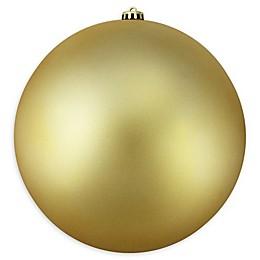 Northlight® 10-Inch Matte Ball Ornament