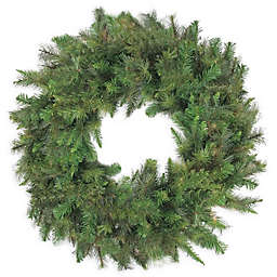 Northlight 60-Inch Canyon Pine Artificial Christmas Wreath