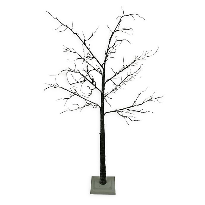 new styles c557c 5db70 6-Foot Pre-Lit LED Christmas Twig Tree | Bed Bath & Beyond