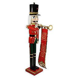 36-Inch Nutcracker Soldier Figurine