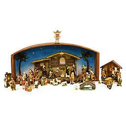 Northlight® 52-Piece Nativity Village Set