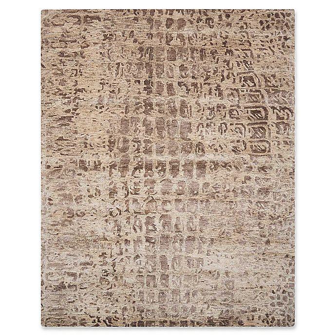 Alternate image 1 for Nourison Gemstone 7'9 x 9'9 Area Rug in Smoky Quartz