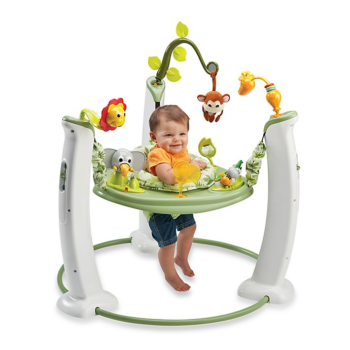 b344b97ac6ee ExerSaucer® by Evenflo® Jump   Learn™ Stationary Jumper in Safari ...