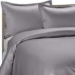 Pure Beech® Modal Sateen Duvet Cover Set in Grey