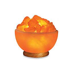 Himalayan Glow® Ionic Crystal Bowl Lamp
