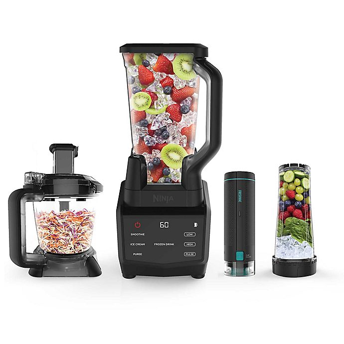 Alternate image 1 for Ninja® Smart Screen™ Kitchen System with FreshVac™ Technology
