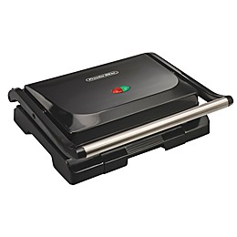 Hamilton Beach® Proctor Silex Panini Press & Compact Grill in Black