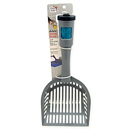 Deluxe Litter Scoop in Grey