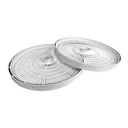 NESCO® Speckled Add-A-Trays for FD-37 Food Dehydrator (Set of 2)