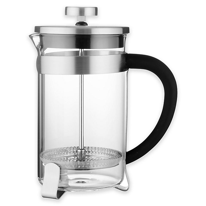 Alternate image 1 for BergHOFF® Essential Coffee 0.63 qt. French Press in Black