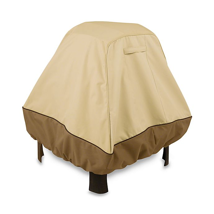 Alternate image 1 for Classic Accessories® Veranda Stand Up Fire Pit Cover