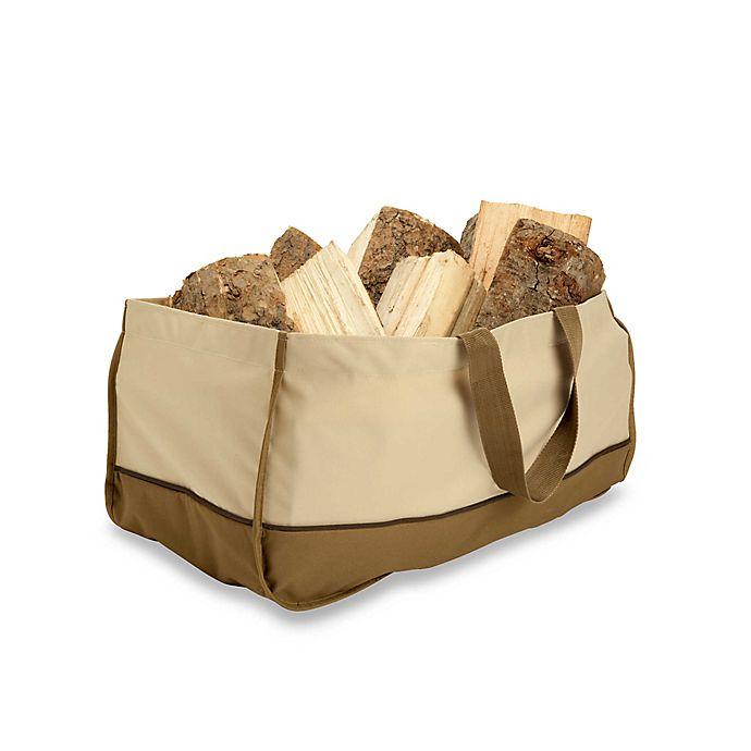 Alternate image 1 for Classic Accessories® Veranda Jumbo Log Tote
