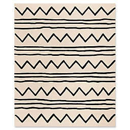 Safavieh Kids® Zigzag 8' x 10' Rug in Ivory