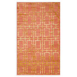 Marilyn Monroe® Deco Glam Coral Powerloomed Runner