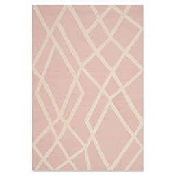Safavieh Kids® Shapes 3' x 5' Rug in Pink