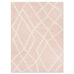 Safavieh Kids® Shapes 6' x 9' Rug in Pink
