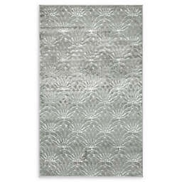 Marilyn Monroe® Dahlia Glam Rug in Grey