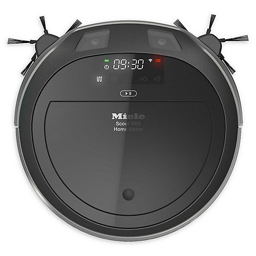 Alternate image 1 for Miele® Scout RX2 Home Vision Touch Operation Robot Vacuum
