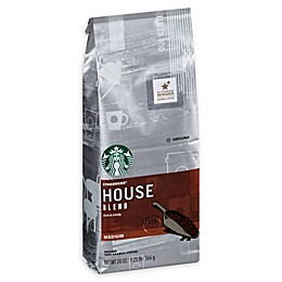 Starbucks® 20 oz. House Blend Ground Coffee