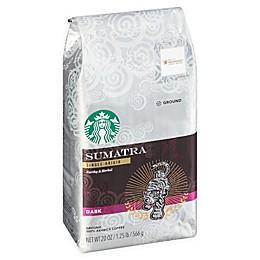 Starbucks® 20 oz. Sumatra Ground Coffee