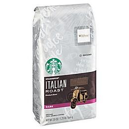 Starbucks® 20 oz. Italian Ground Coffee