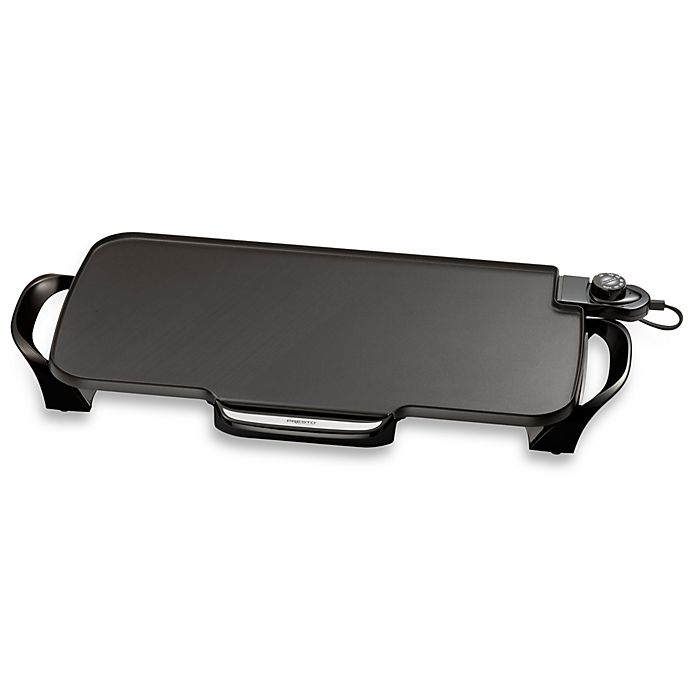 Alternate image 1 for Presto Electric Griddle with Removable Handles