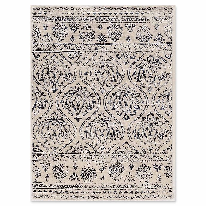 Alternate image 1 for Linon Home Panache Lina 8' x 10' Hand-Tufted Area Rug in Ivory