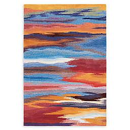 Nourison Contour Sunset Multicolor Rug