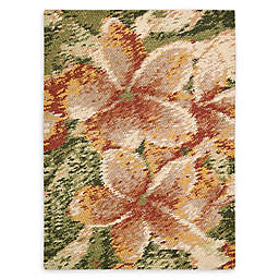 Nourison Impressionist Handcrafted Rug in Spring