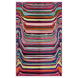 Unique Loom Destin Spectrum Powerloomed Rug
