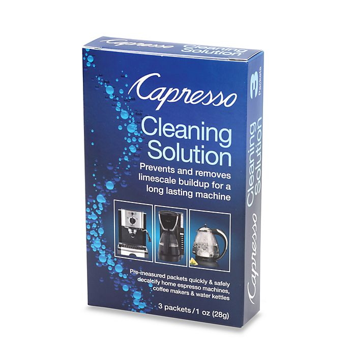 Alternate image 1 for Capresso® Cleaning Solution