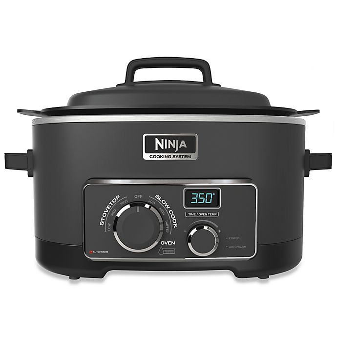 Alternate image 1 for Ninja® 3-in-1 Cooking System