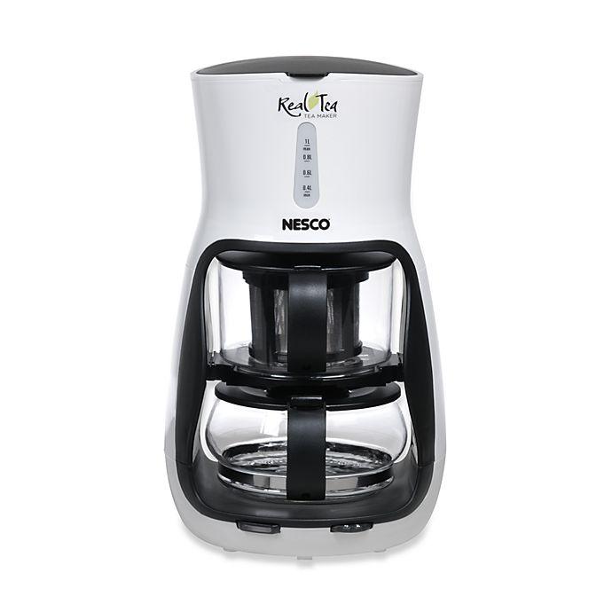 Alternate image 1 for Nesco® Real Tea 4-Cup Tea Maker