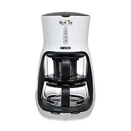 Nesco® Real Tea 4-Cup Tea Maker