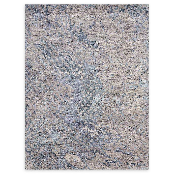 Alternate image 1 for Nourison Gemstone 7'9 x 9'9 Area Rug in Sapphire